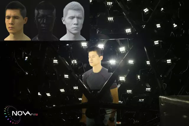 (自主研发3D扫描技术)